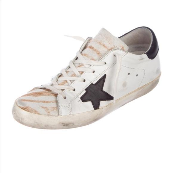 Pony Hair Golden Goose Sneakers | Poshmark